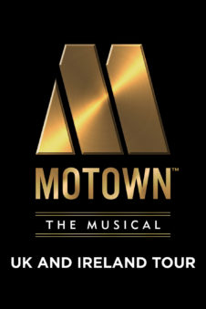 Motown The Musical UK and Ireland Tour